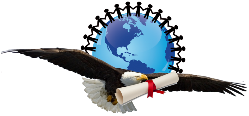 Flight to Excellence Eagle logo